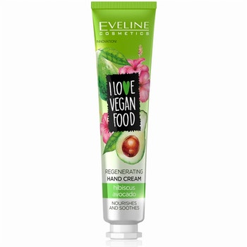 I Love Vegan Food Regenerating Hand Cream Avocado And Hibiskus
