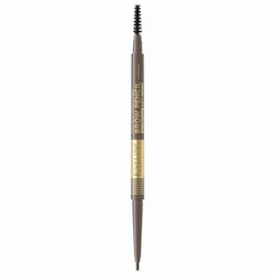 Micro Precision Brow Pencil 02 Soft Brown