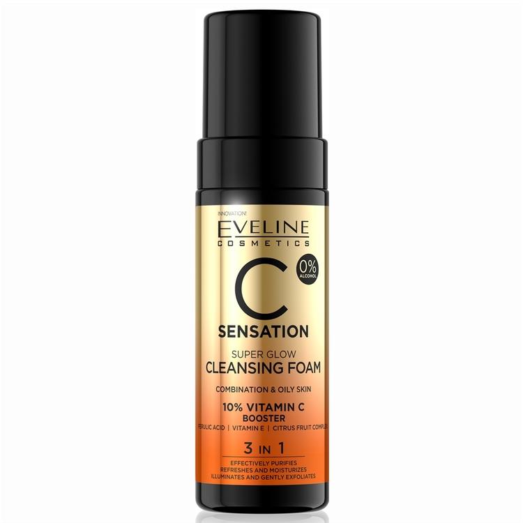 C Sensation Cleansing Foam 3in1
