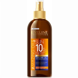 Amazing Oils Sun Care Oil With Tan Accelerator SPF 10