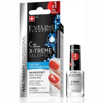 Nail Therapy Professional X-Treme Gel Effect Top Coat