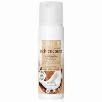 Rich Coconut Delicate Coconut Cleansing Foam