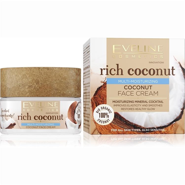 Rich Coconut Multi-Moisturizing Coconut Face Cream