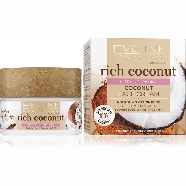 Rich Coconut Ultra-Nourishing Coconut Face Cream