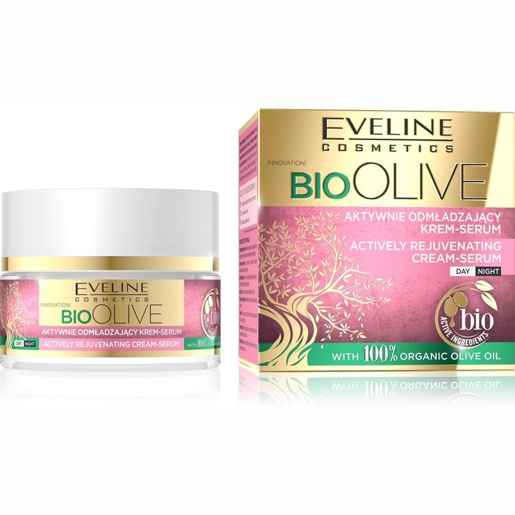 Bio Olive Actively Rejuvenating Cream-Serum