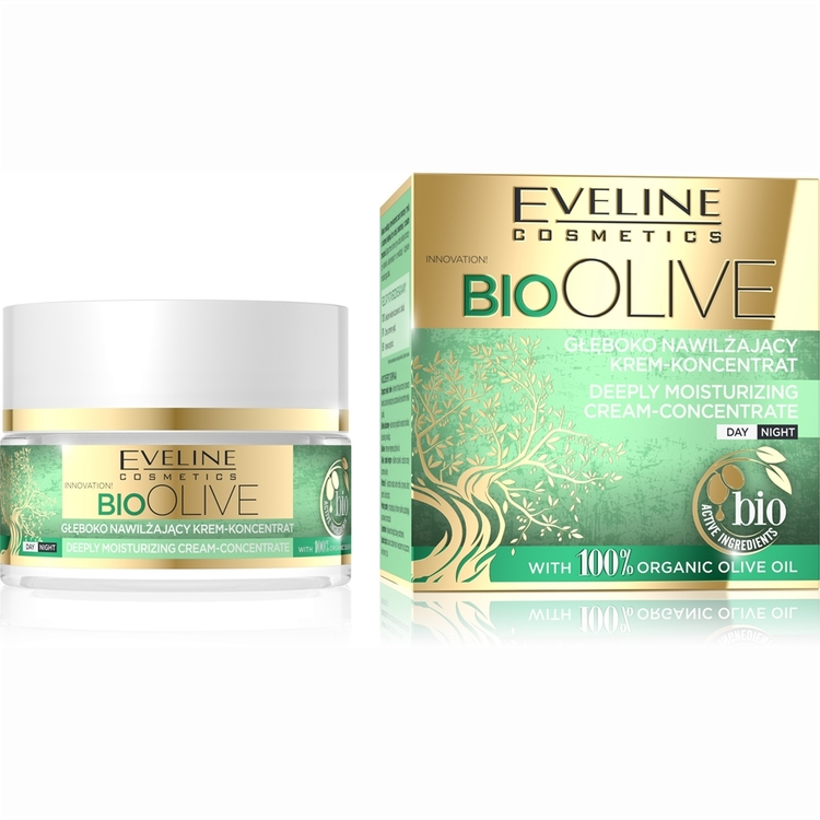 Bio Olive Deeply Moisturizing Cream-Concentrate