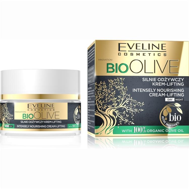 Bio Olive Intensely Nourishing Cream-Lifting
