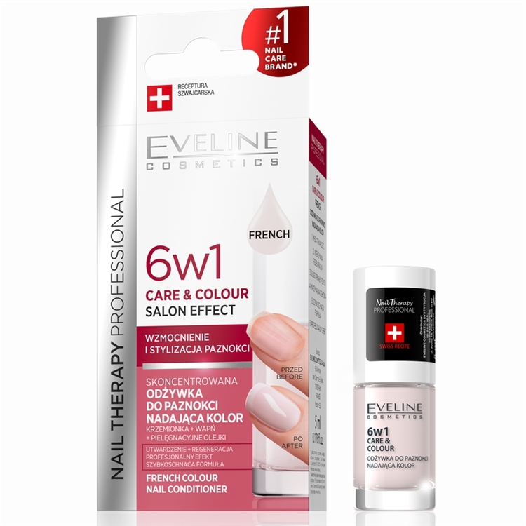 Nail Therapy 6in1 Care & Colour French