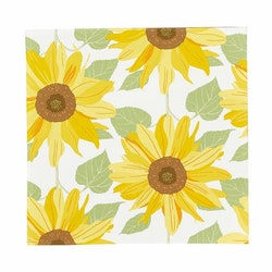 Klippan Yllefabrik- Sunflower servett