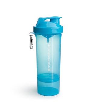 SmartShake® Slim - 500 ml (Neon-Blue)