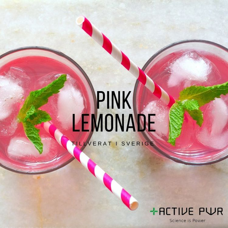 Pink Lemonade® (EAA + C-vitamin)