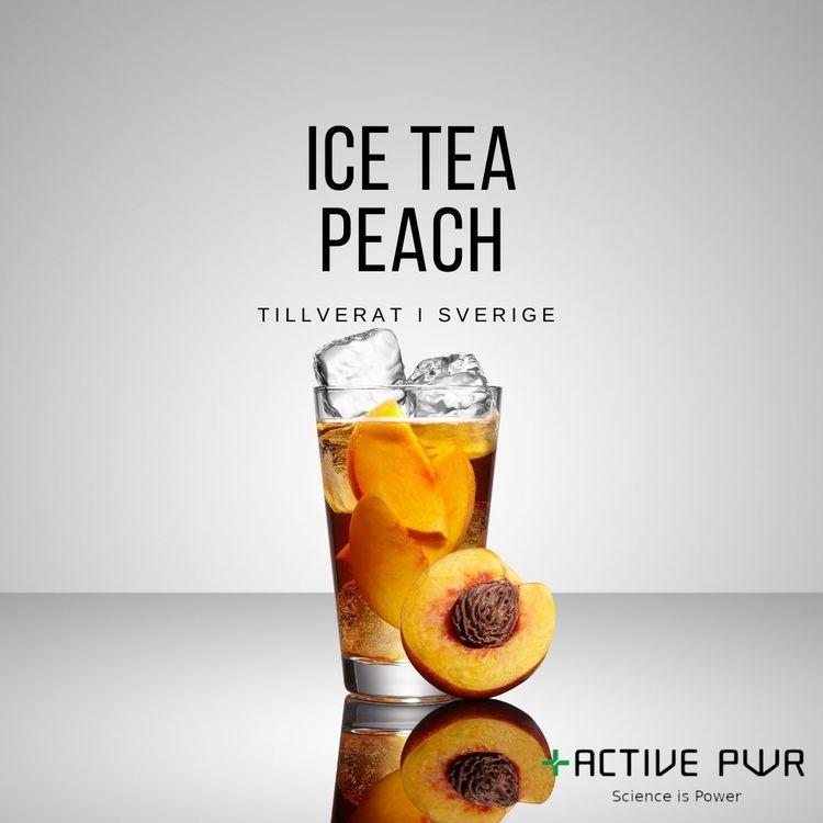 Ice Tea Peach® (EAA + C-vitamin)