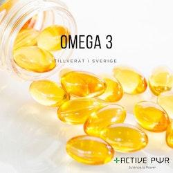 Omega 3 + E-vitamin® (Stark)  XL-paket