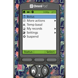 Omnipod PDM Sticker - Indian Spirit