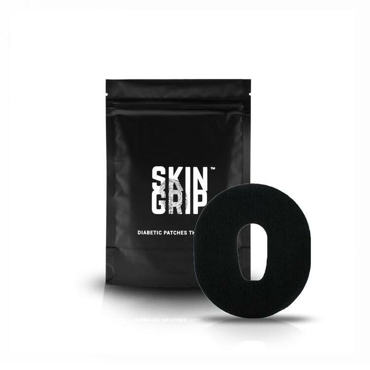 SkinGrip Dexcom G6 Adhesive Patches Rainbow