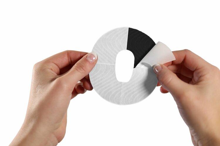 SkinGrip Dexcom G6 Adhesive Patches Tan