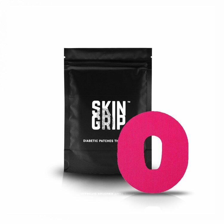 SkinGrip Dexcom G6 Adhesive Patches Blue