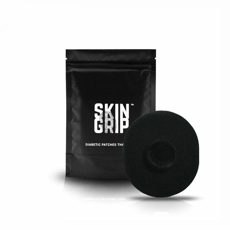 Skin Grip Libre / Medtronic Guardian / Enlite Adhesive Patches - Tan