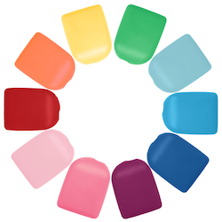 Omnipod Cover Bundle - Rainbow XL