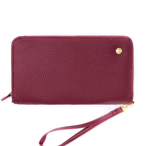 Dia Clutch Red