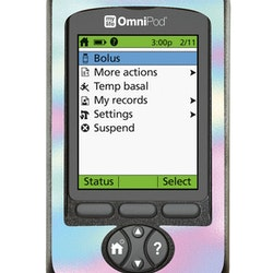 Omnipod PDM Sticker - Clubbin