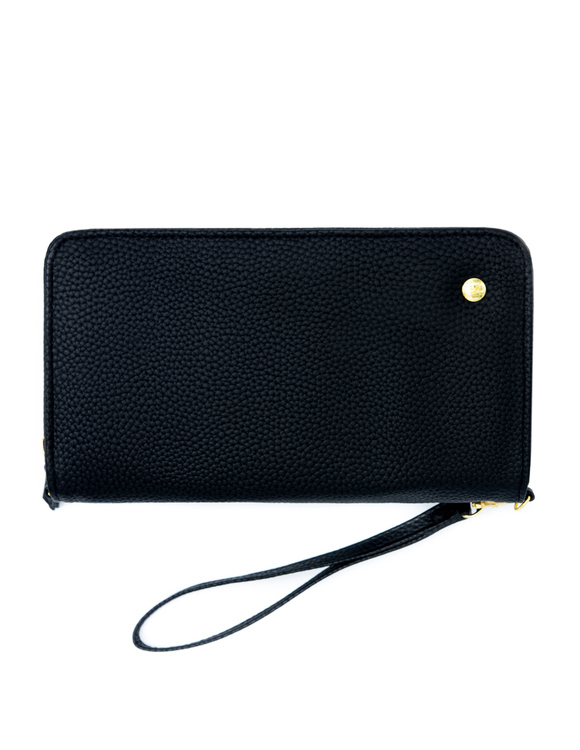 Dia Clutch Black