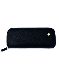 Dia Pen Clutch Black