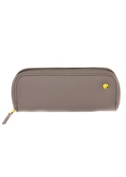 Dia Pen Clutch Grey