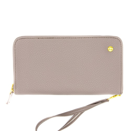 Dia Combi Clutch Grey