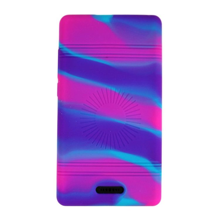 Omnipod Dash Silikonskal Pink Purple