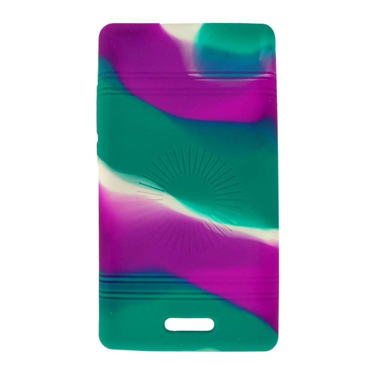 Omnipod Dash Silikonskal Purple Green