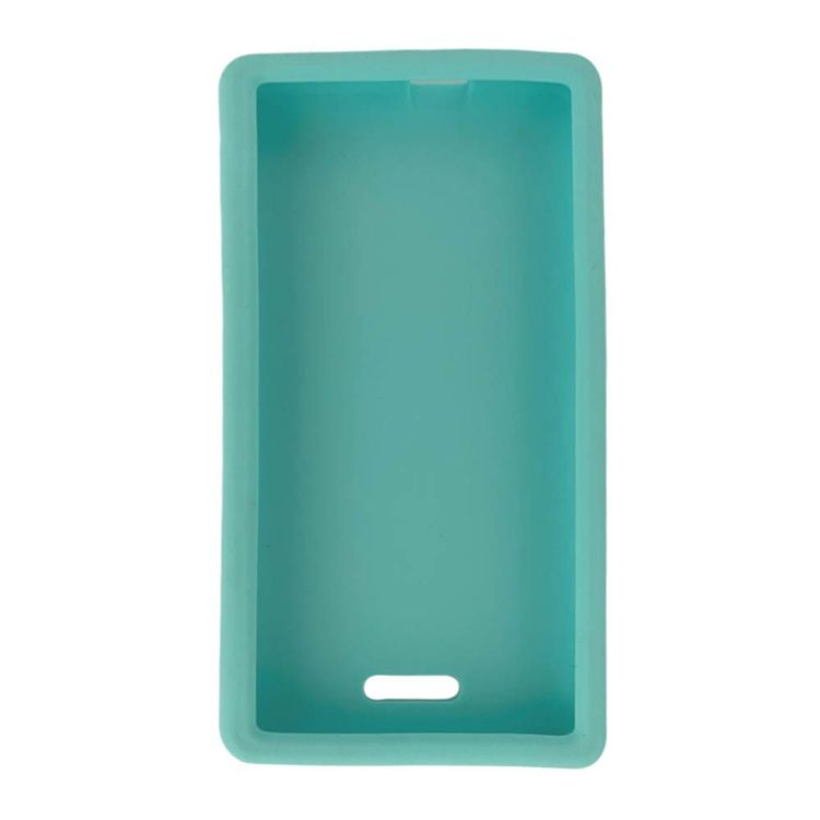 Omnipod Dash Silikonskal Aqua
