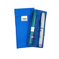 Frio Duo Insulin Pen Cooling Case Blue