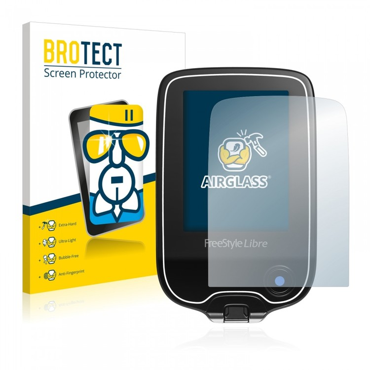 Screen Protector FreeStyle Libre 1 & 2