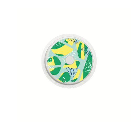 Freestyle Libre Sensor Stickers - Surf