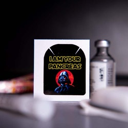 Stickers Omnipod - StarWars