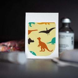 Stickers Omnipod - Dino