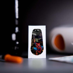 Sticker Dexcom G6 Transmitter - Spiderman