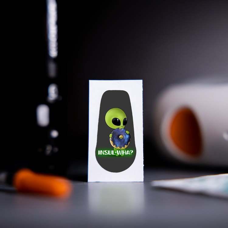 Sticker Dexcom G6 Transmitter - Insul-wha?