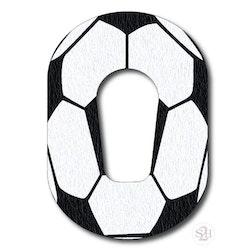 OverLay Patch Dexcom G6  - Fotboll
