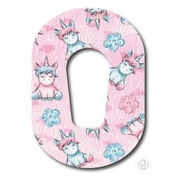OverLay Patch Dexcom G6  - Baby Unicorns