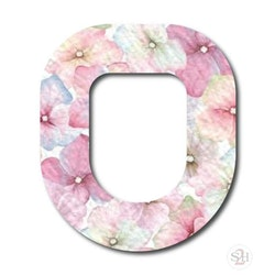 OverLay Patch Omnipod - Lush Blooms