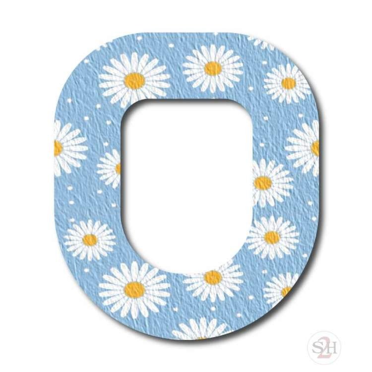 OverLay Patch Omnipod - Daisy