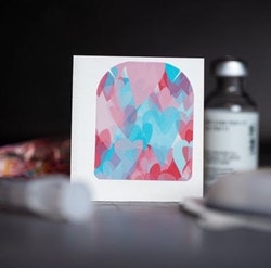 Stickers Omnipod - Love Is In The Air