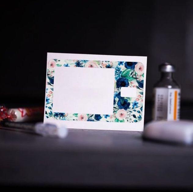Sticker Tandem t:slim X2 - Blossom