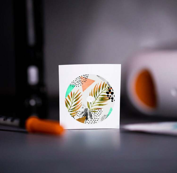 Sticker FreeStyle Libre - Vacay