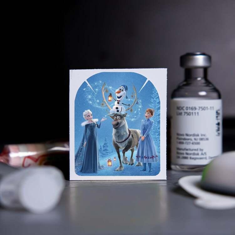 Stickers Omnipod - Frozen