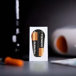 Sticker Dexcom G6 Transmitter - Duracell