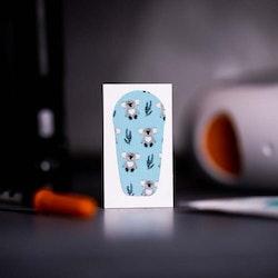 Sticker Dexcom G6 Transmitter - Koala Hug