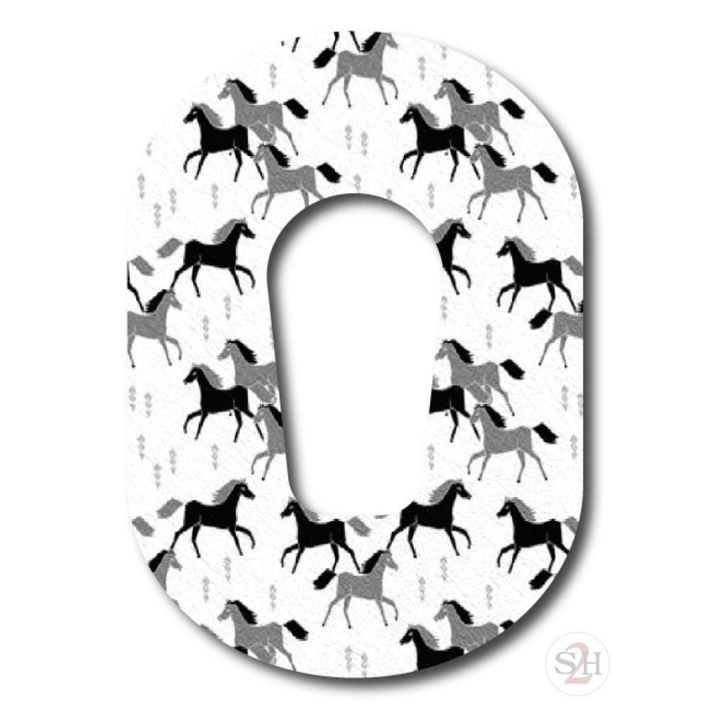 OverLay Patch Dexcom G6  - Horse